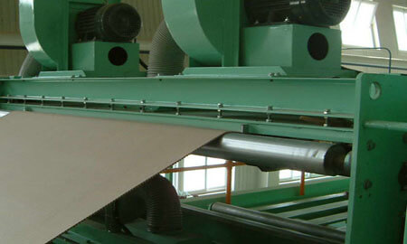 Corrugator Carton Box Machine