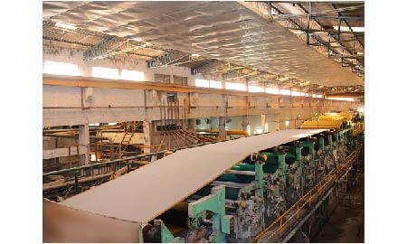 Duplex Board Mill