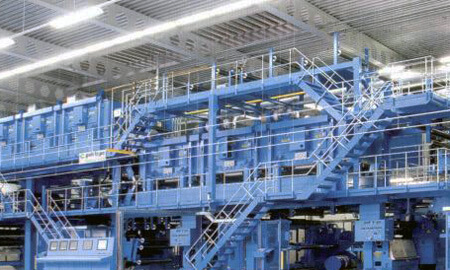 Writing & Printing Paper Machine