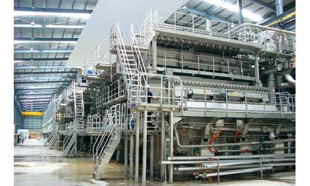 Duplex Board Mill