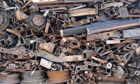 Heavy Metal Scrap(HMS)1 & (HMS)2