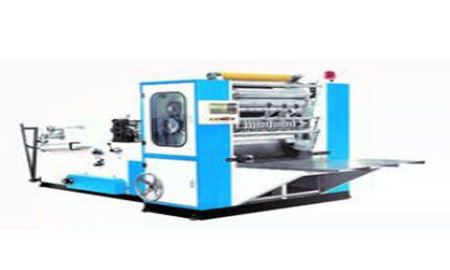 Napkin Tissue Converting Machine