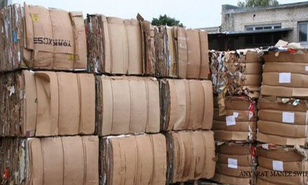Old Corrugated Cartons
